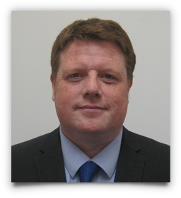 Martin Robson, ICT Services Manager