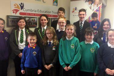 Cumbria Education Trust Collaborative School Council Meeting