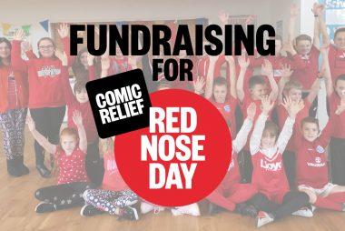 Cumbria Education Trust Schools Raise Money for Comic Relief