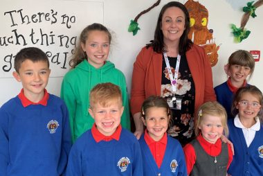 Ofsted GOOD Judgement - A First for Longtown Primary School